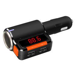 자동차 라디오 공장 도매를 위한 FM 무선 송신기 Bluetooth 차 장비 MP3 선수 무선 FM 전송기