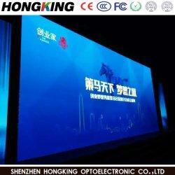 Le pH4mm haute résolution couleur de la publicité à l'intérieur de l'écran à affichage LED