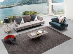 La Chine moderne de la table en tissu canapé pour meubles de salle de vie