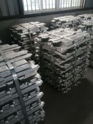 Magere Metallbarren-hoher Reinheitsgrad-Aluminiumbarren mit Fabrik-Preis