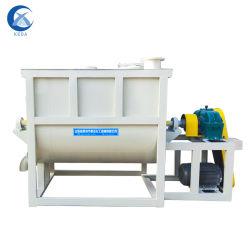 mélangeuse à poudre sèche de produits chimiques industriels ruban horizontale Mixer Blender
