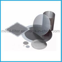 Химические волокна машины сетчатый фильтр/нержавеющая сталь гравирования для принадлежностей
