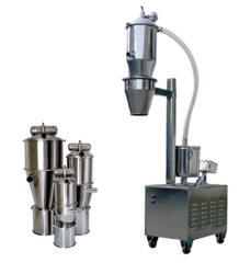 Sistema dell'alimentatore di trasporto della polvere di vuoto