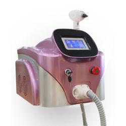 Professional ND: YAG Laser Tattoo إزالة البشرة العناية بالبشرة آلة صالون إزالة الصبغات