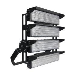 Im Freien quadratische Bucht-Lampe der Stadion-Beleuchtung-IP66 hohe der Leistungs-LED 1000W SMD