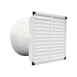 El equipo de la Granja pollo cerdo Pato alimentación hasta la ventana de ventilación Ventilador de FRP montado