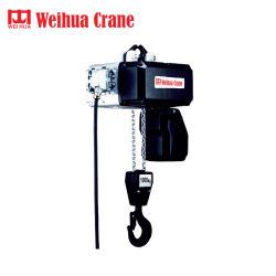 Weihua 2 Ton ワイヤレスリモートコントロール電気チェーンホイストチェーン ブロックの高さ 10 m