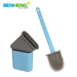 فرشاة تنظيف الحمام، رأس مسطح، TPR، مرحاض سيليكون