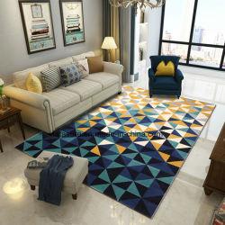 Sala de estar tapetes da Área do agregado máquina feita de fibras para tapetes de lã/Mão Tapete tufados