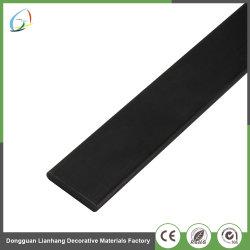 El espesor de 0,8 mm de pultrusión Armazón de fibra de carbono