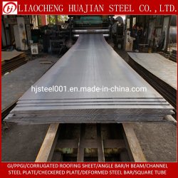 S235jr Q235B Q345b A36カーボン建築材料のための穏やかな鋼板鉄の金属氏鋼板