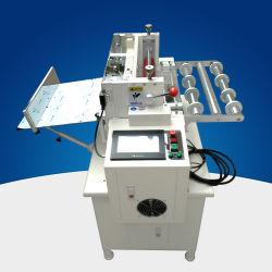 ماكينة قطع مزودة بقطع من القماش التلقائي مع نظام فصل تلقائي