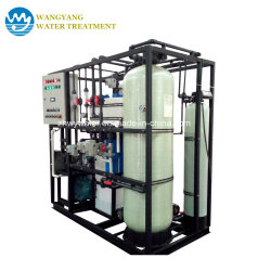 RO du filtre à eau de mer Traitement d'eau Adoucisseur
