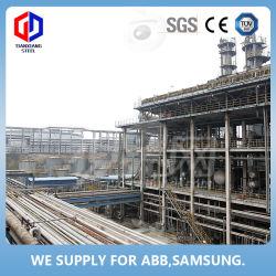 Blocco per grafici d'acciaio industriale prefabbricato di costruzione industriale del Corridoio della struttura d'acciaio