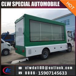 P6/P8/P10 Openlucht LEIDENE van de huur VideoVertoning voor de Reclame van Mobiele Vrachtwagen/Voertuig/Auto