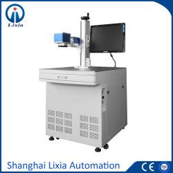 10W fibra/CO2/UV/máquina de marcação a laser verde adequado para produtos sofisticados LX-3000B