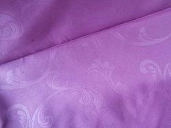 Plain teñido de tejido estampado con mano suave sensación