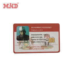 Смарт-карточка не была из ПВХ с магнитной полосой и обратитесь в службу безопасности Fluerescent Chip