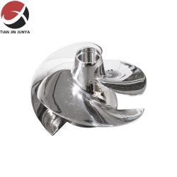 Accessori marini personalizzabili dell'elica marina del hardware dell'acciaio inossidabile della barca