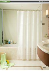 PEVA rideau de douche et accessoires de rideaux de douche