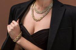 14K من الذهب الصلب الهيب هوب 3D Print الشمع سوبر لايت ابحني موناكو الكوبي غوتشي على مجوهرات الموضة