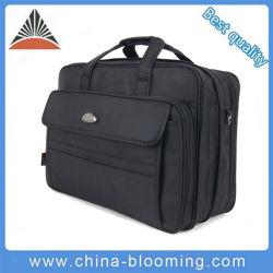 Il commercio di nylon del taccuino del computer portatile della spalla trasporta il sacchetto della cartella