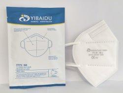 Maschera di protezione protettiva della lista bianca disponibile delle azione di prezzi più bassi FFP2 Yibaidu