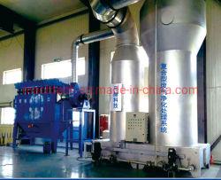 Attrezzature per la protezione ambientale per il progetto di trattamento dei gas di scarico