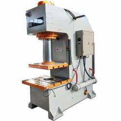 40t Pequena Estrutura Tipo C Máquina de prensa elétrica Hidráulica