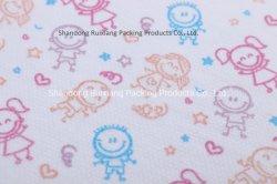 Custom Bonitinha Bebê Impresso 100% de PP não tecido de máscara facial Fabricado na China