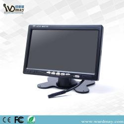 7-дюймовый экран вид сзади монитора для автомобильной шины Can