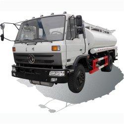محرك Cummins من نوع Dongfeng 145 و153 من نوع 8000لتر~15000 لتر من وقود الديزل شاحنة صهريج
