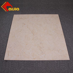 1000X1000 Firebrick peu coûteux de tout le corps en porcelaine de marbre artificiel Look des tuiles de plancher