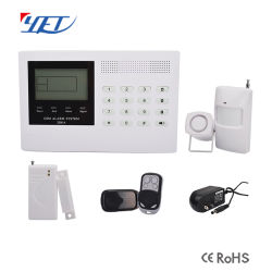 Yet2000 Touchscreen Wireless Gsm Alarmsysteem Remotte Alarm Home Door Car