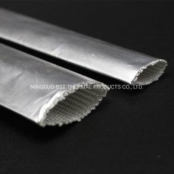 알루미늄 호일로 덮힌 무봉제 섬유 유리 튜브