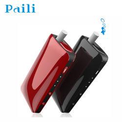 3.7V 1200mAh de capacidade da bateria fumante de cigarros electrónicos não queimar de calor de electrónica para o tabaco do cigarro emperra