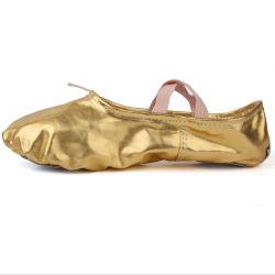 Chinesisches Soem alles würzt super glänzende Form-Ballett-Tanzen-Schuhe