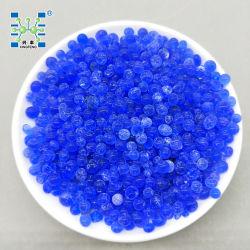 Het blauwe Gel van het Kiezelzuur van de Indicator van de Kleur voor het Absorptievat van het Water in Medische of Chemische Industrieel