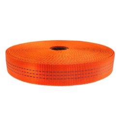 Tessitura di nylon piana di nylon della cintura di sicurezza 45mm