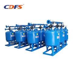 循環水のための産業バイパス砂フィルター