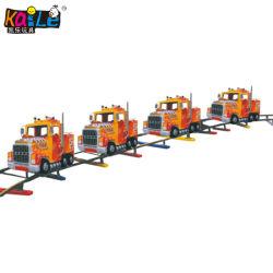 El Parque de Diversiones tren eléctrico Trackless niños Mini Mini Tren Eléctrico (KL6052)