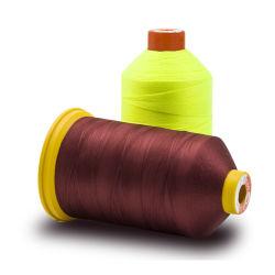 Filato di cucito 100% di Alto-Tenacia del filamento del poliestere