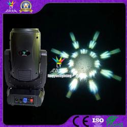 세륨 RoHS Sharpy 광속 이동하는 헤드 10r 280W 디스코 점화