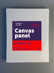 15*20cmのブランク綿のキャンバスのパネルは芸術のボードのペンキの供給のクラフトを取付けた