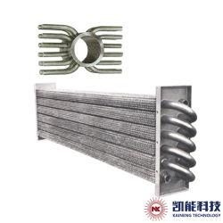 熱交換の要素Pinのひれ付き管の鋼管の工場大量生産