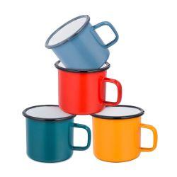 Эмаль кружки для приготовления чая и кофе кружки кемпинг кружки