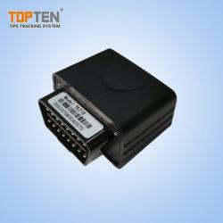 Простая установка OBD2 Car GPS Tracker с диагностика, расход топлива - (ТК218-EF)