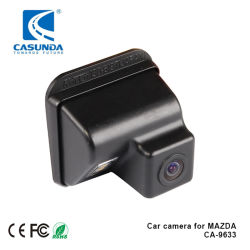 """كاميرا Mazda مخبأة للسيارات مضادة للماء لـ Mazda 6 Wagon، CX-7، CX-9، Mazda 3، Mazda 6، كاميرا سيارة رياضية للرؤية الخلفية في سيارة """"GH"""""""