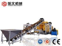 De automatische Concrete het Maken van de Baksteen van het Blok Leverancier van de Machine van de Apparatuur van de Bouw van China