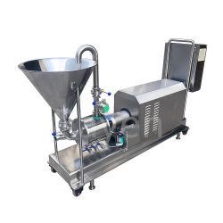 La comida/químico/Medicina el procesamiento de acero inoxidable 100L Crema Homoginizing vacío máquina mezcladora